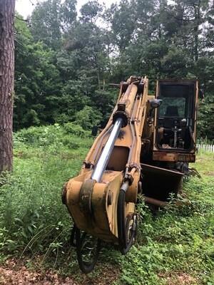 Cat 212 Excavator