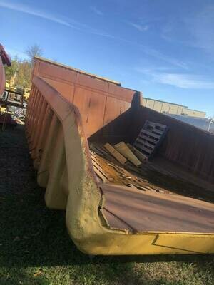 Cat 773 Truck Body