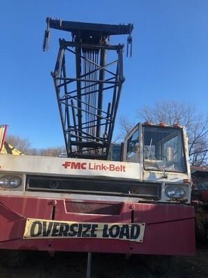 Link Belt HC138A Crane