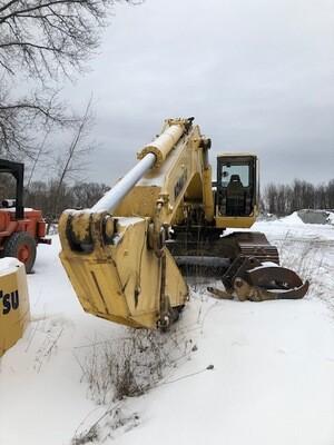 Komatsu PC400LC-5L Excavator