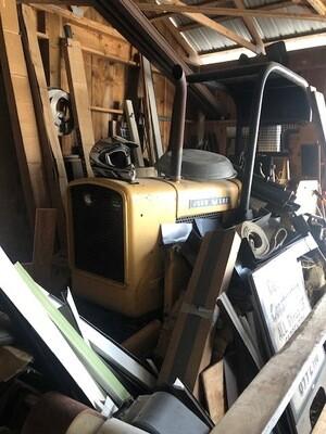 John Deere 450C Dozer