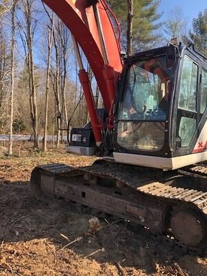 Link Belt 160-X2 Excavator