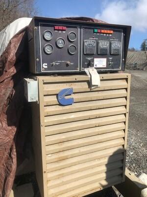 Cummins KW450 Generator