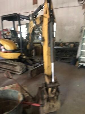 Cat 303CR Excavator