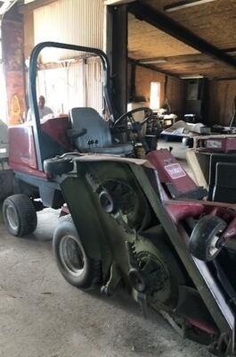Toro 445D Mower