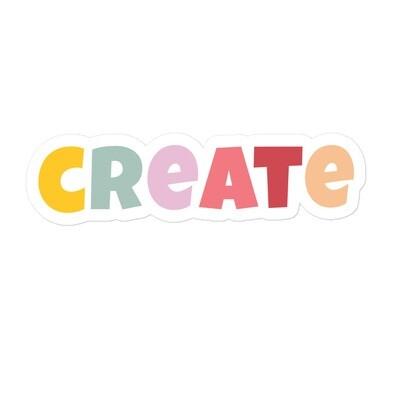 Create Bubble-free stickers