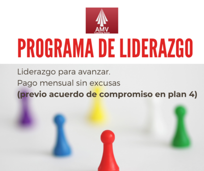 Programa de Liderazgo P4 (Pago Mensual)