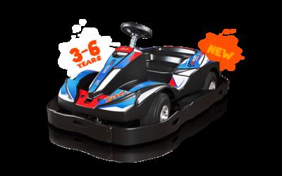 5 Minutes Token - Kiddies Racer