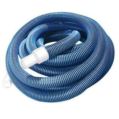 Manguera flexible para aspiradora de piscina de 1.5 pulgadas/30FT de largo.