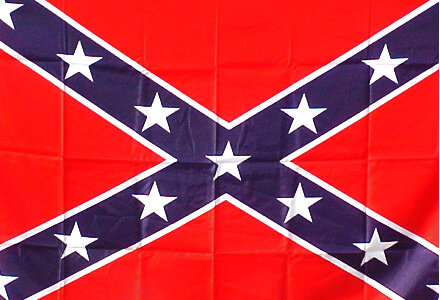 3' x 5' Flag - CONFEDERATE