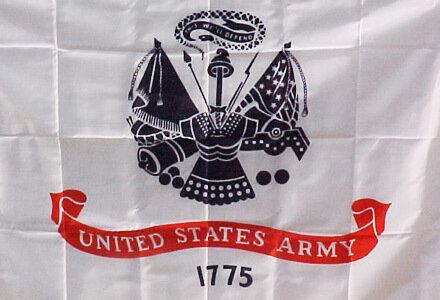 3' x 5' Flag - U.S. Army