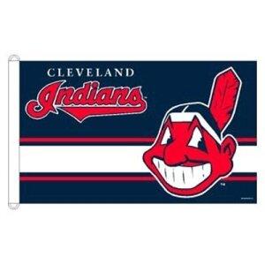 Cleveland Indians MLB 3x5 Banner Flag