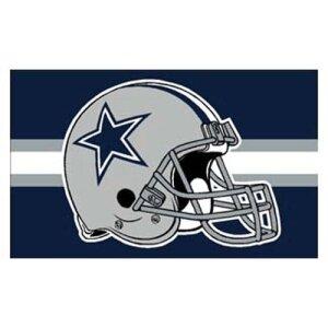 Dallas Cowboys NFL 3x5 Banner Flag