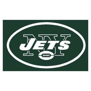 New York Jets Green NFL 3x5 Banner Flag
