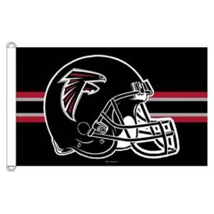 Atlanta Falcons NFL 3x5 Banner Flag