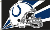 Indianapolis Colts NFL 3x5 Banner Flag