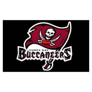 Tampa Bay Buccaneers NFL 3x5 Banner Flag