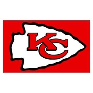 Kansas City Chiefs NFL 3x5 Banner Flag