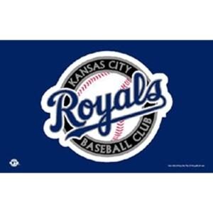 Kansas City Royals MLB 3'x5' Banner Flag