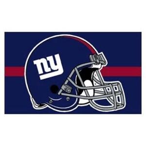 New York Giants NFL 3x5 Banner Flag