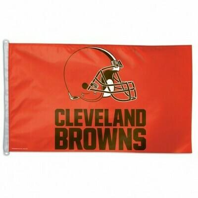 Cleveland Browns NFL 3x5 Banner Flag