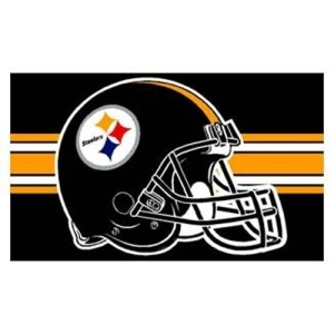 Pittsburgh Steelers NFL 3x5 Banner Flag