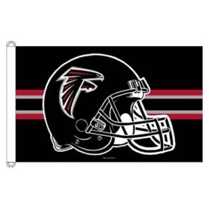 Atlanta Falcons NFL 3x5 Banner Flag