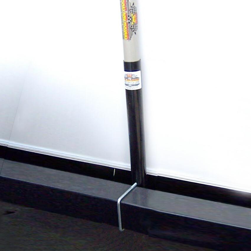 Black Bumper Mount-16'