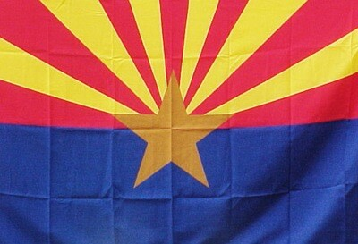 3' x 5' Flag - ARIZONA