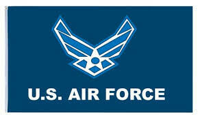 3' x 5' Flag - U.S. Air Force