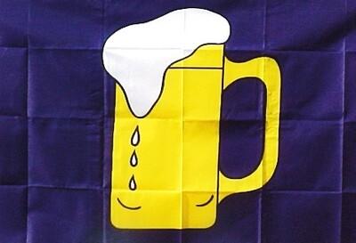 3' x 5' Flag - BEER