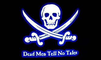 3' x 5' Flag - Dead Men Tell No Tales
