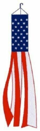 5' AMERICAN FLAG WINDSOCK