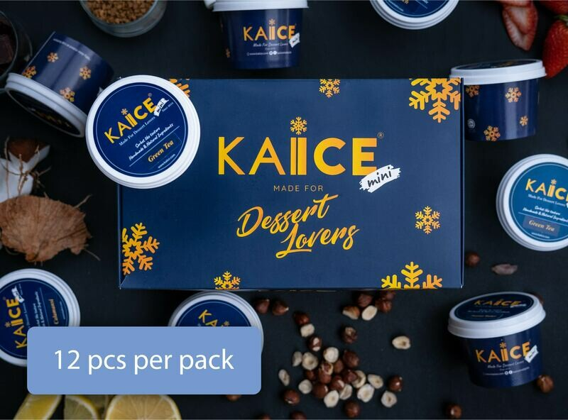 KAIICE MINI Gift Box  (12 cups per pack)