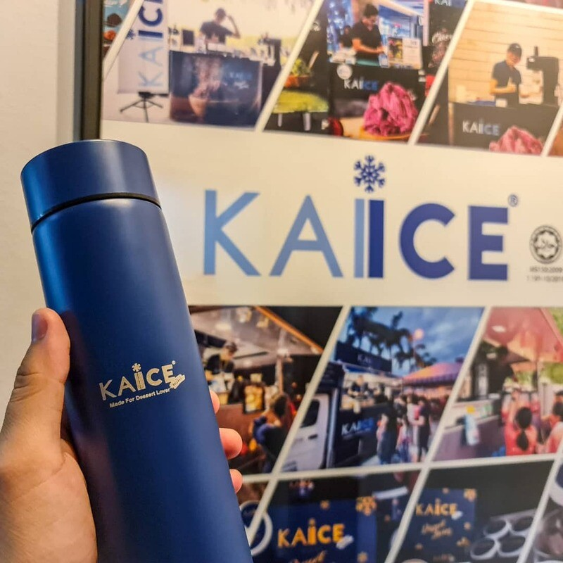 KAIICE Limited Editions Thermos Bottle