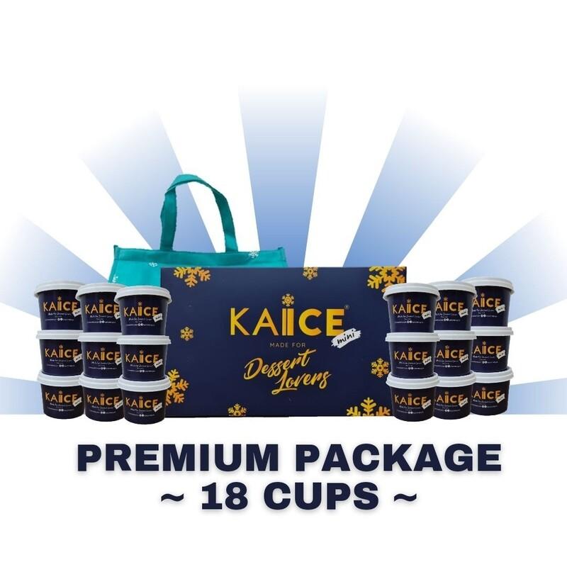 Premium Pack - 18 cups