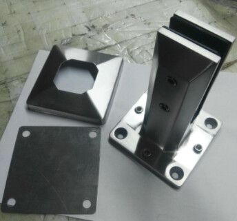 Adjustable design duplex2205 Casting parts spigot