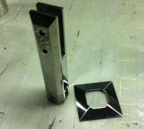 Casting parts core dill spigot