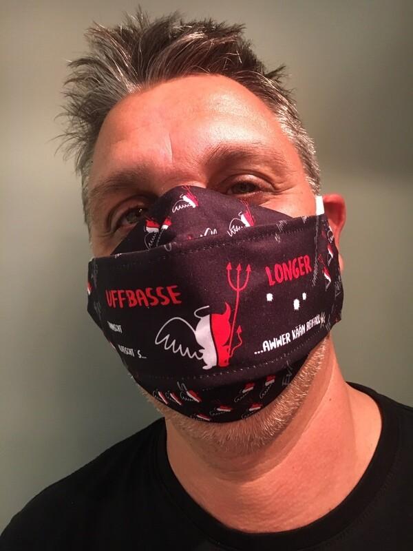 Mund- und Nasenmaske - Pälzer Maulkorb