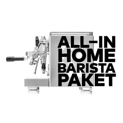 Das Atinkana All–In Home Barista Paket