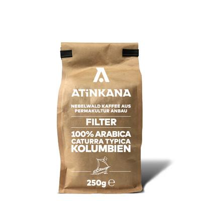 Atinkana Kaffee 250g Filter
