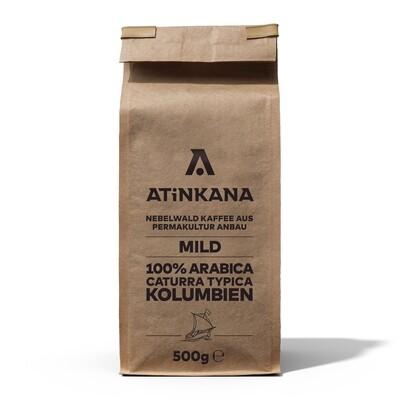 Atinkana Kaffee 500g Mild