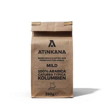 Atinkana Kaffee 250g Mild