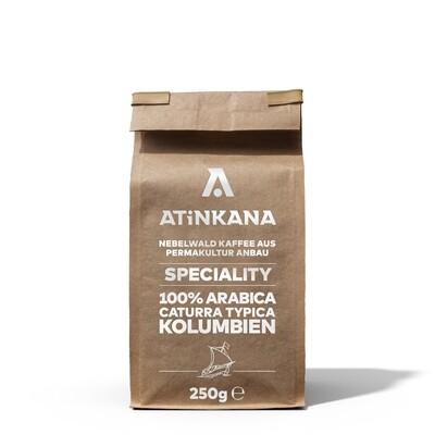 Atinkana Kaffee 250g Speciality