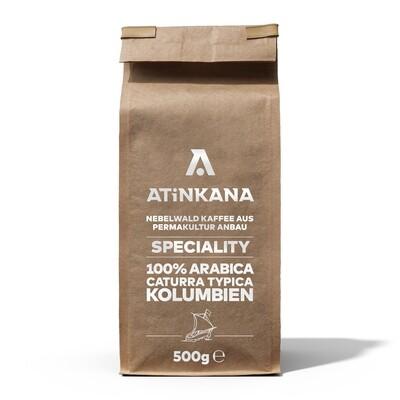 Atinkana Kaffee 500g Speciality
