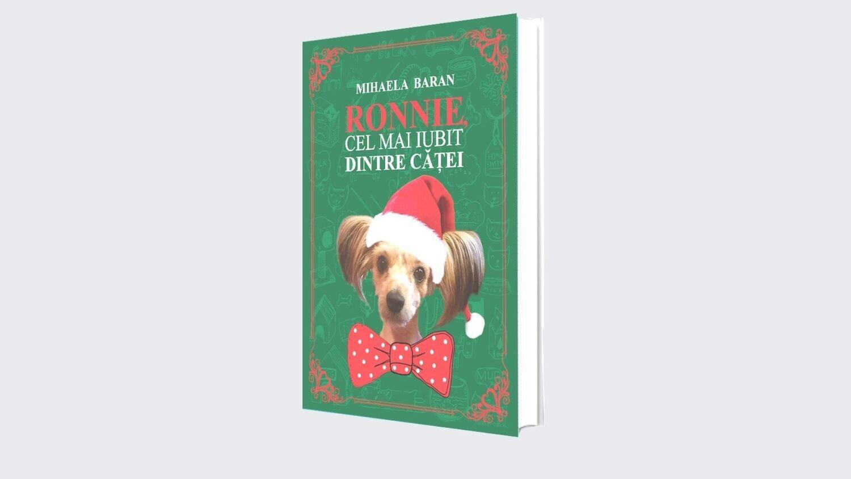 Ronnie, cel mai iubit dintre căței