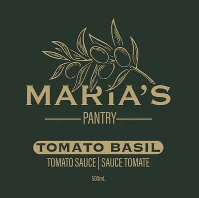 Tomato Basil Sugo
