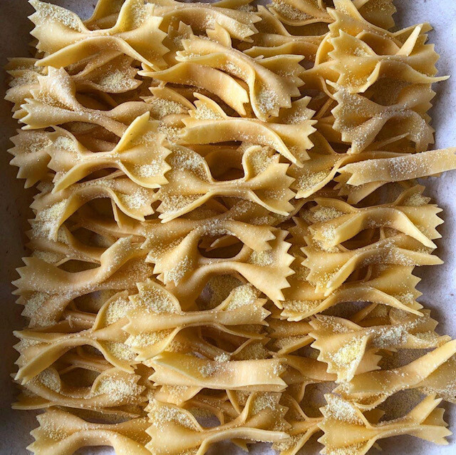 Farfalle (Fresh, Egg Based, 300g)