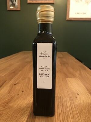 Valley Strawberry Infused Balsamic Vinegar