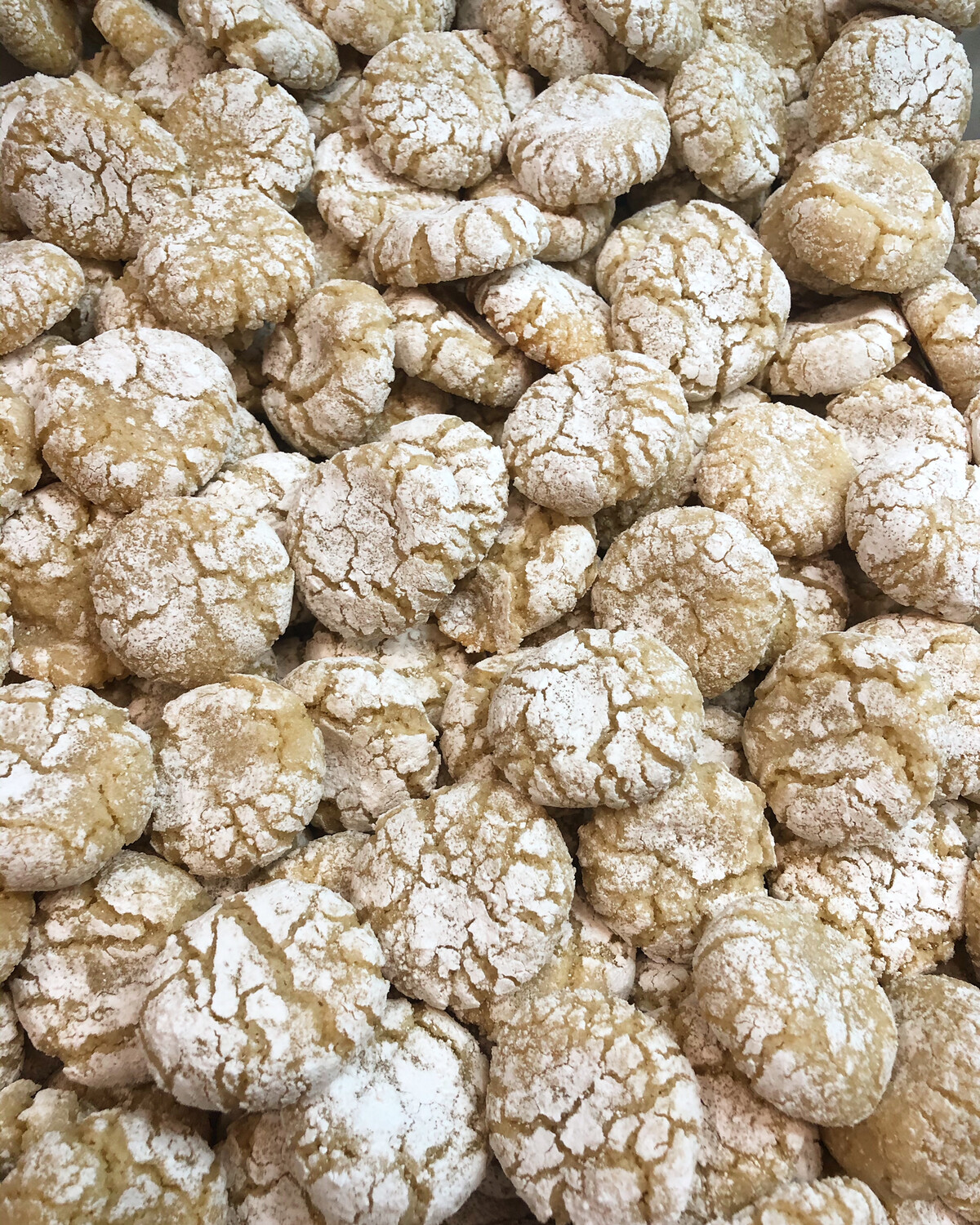 Amaretti Cookies (8pc)